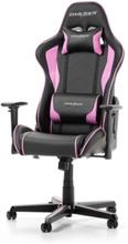 FORMULA F08-NP Gaming Stuhl - Schwarz / Pink - PU-Leder - Bis zu 100 kg