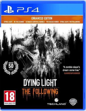 Dying Light: The Following - Enhanced Edition - Sony PlayStation 4 - FPS