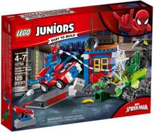Juniors 10754 Spider-Man vs. Scorpion – Gatustrid
