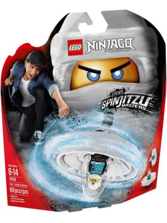 Ninjago 70636 Zane – Spinjitzu-mester - Proshop