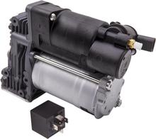 Air Ride Compressor Suspension Pump compatible for BMW 5 Series E61 37106793778 04-10