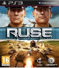 R.U.S.E. - Sony PlayStation 3 - Strategi