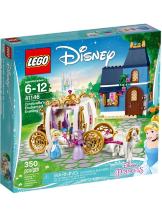 Disney 41146 Askepots fortryllede aften - Proshop