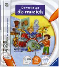 Tiptoi book-the world of music