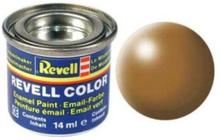 enamel paint # 382-Wood Brown silk Matt