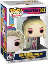 Birds Of Prey - Harley Quinn Black Mask Club vinylfigur 303 - Funko Pop! Figure - multicolor
