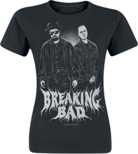 Breaking Bad - Trash -T-skjorte - svart