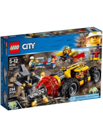 City 60186 Stort minebor - Proshop