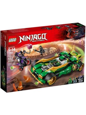 Ninjago 70641 Ninja-kampkøretøj - Proshop