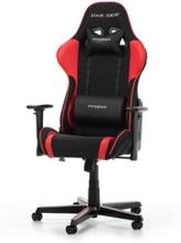 FORMULA F11-NR Krzes?o gamingowe - Czarno-czerwony - Tkanina - 100 kg