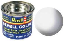 enamel paint # 301-White silk Matt