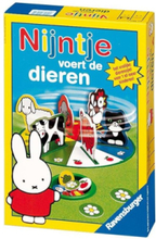Miffy Feats the Animals