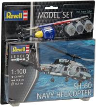 Model Set - SH-60 Navy Helicopter