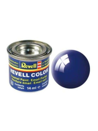 enamel paint # 51-51 Ultra Marine Blue shi