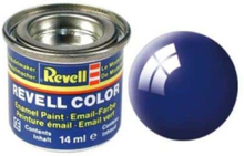 enamel paint # 51-51 Ultra Marine Blue shi