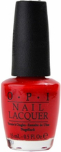 OPI Big Apple Red 15 ml