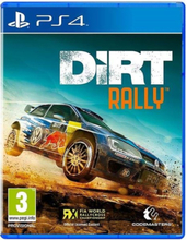 DiRT Rally (VR) - Sony PlayStation 4 - Racing
