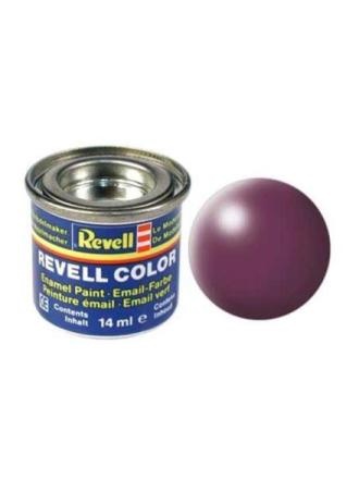 enamel paint # 331-purple silk Matt