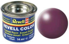 enamel paint # 331-purple silk Matt