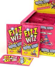 50 stk Fizz Wiz Popping Candy med Kirsebær Smak 245 gram
