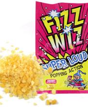 1 stk Fizz Wiz Popping Candy med Kirsebær Smak 7 gram