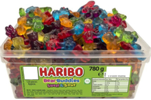Haribo Bear Buddies Sweet & Sour - Ask med Vingummi Björnar 780 gram