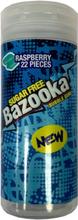 Bazooka Sockerfritt Tuggummi med Hallon Smak
