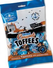 Walkers Salted Caramel Toffees 150 gram