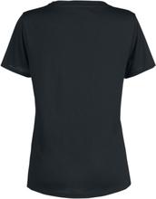 Grumpy Cat - Umbrella -T-skjorte - svart