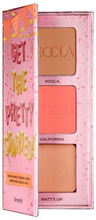 Benefit Get The Pretty Started Blusher & Highlighter Palette 1 kpl