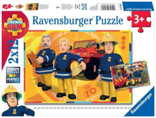 Fireman Sam: Sam to work 2x12st.
