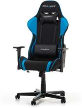 FORMULA F11-NB Gaming Stuhl - Schwarz / Blau - Stoff - Bis zu 100 kg