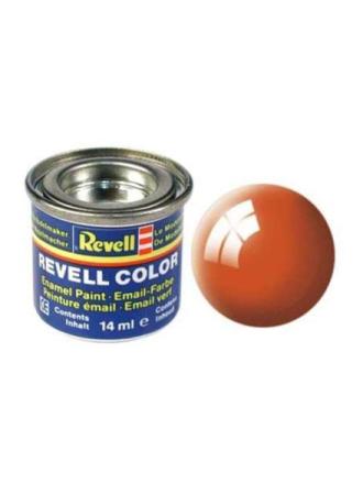 enamel paint # 30-Orange glossy