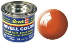 enamel paint # 30-Orange glossy