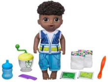 Baby Alive Sweet Spoonfuls Baby Boy Doll Brown Hair