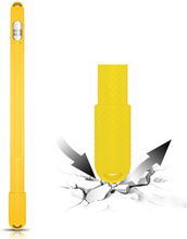 Apple Pencil anti-slip silikon case - Gul