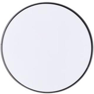 House Doctor Spegel Reflection Ø 40 cm - Järn/svart