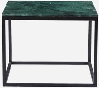House Doctor Bordplade Marble 60x60 cm - Grön