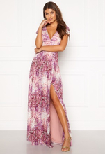 Moments New York Viola Printed Gown Floral 34