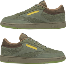Reebok - National Geographic Club C -Sneakers - grønn