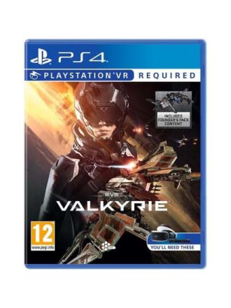 EVE: Valkyrie (VR) - PlayStation 4 - Toiminta
