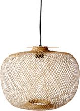Bloomingville - Bamboo Taklampe 60W