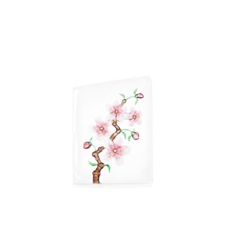 Målerås Glasbruk - Floral Fantasy, Kirsebær kvist, Small