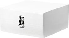 Ordning & Reda - O&R Stockholm Notisblok, Hvit