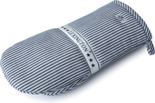 Lexington - Oxford Striped Grillhandske, Navy