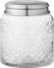 Lene Bjerre - Prestia Opbevaringsdåse 13cm, Klar/Sølv