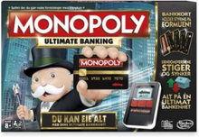 Monopoly Ultimate Banking NO