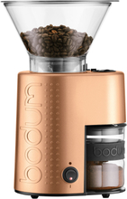 Bodum - BISTRO Kaffemølle, Børstet Kobber