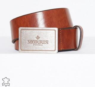 Morris Morris Belt Male Bälten Brown