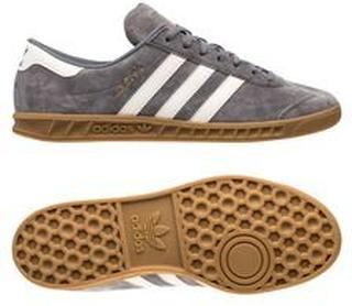 adidas Originals Sneaker Hamburg IN - Grå/Hvit